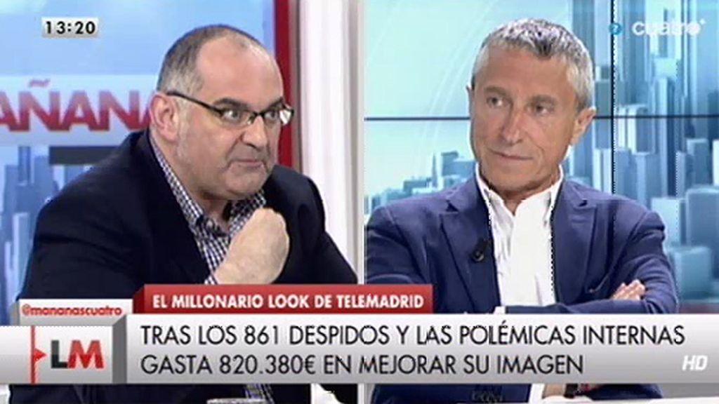 """Melchor Miralles, sobre Sostres: """"No hay ni presentador ni invitado que aguante que se le grabe en los descansos"""""""