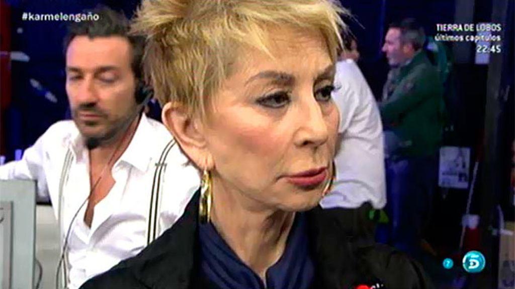 ¿Conoció Karmele Marchante a su pareja Diego Soto a través de Internet?
