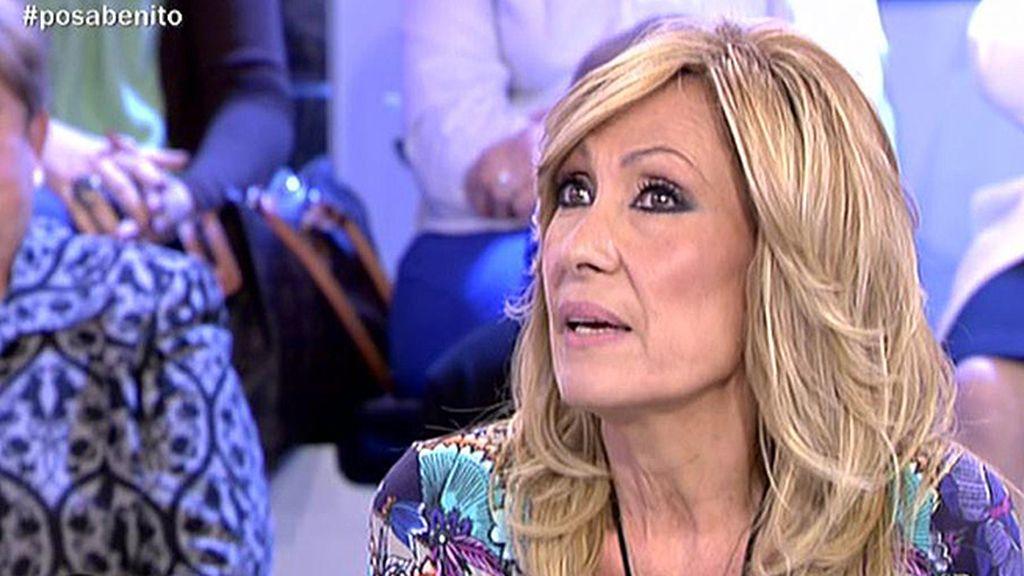 """Rosa Benito: """"Cuando entré al ático de Chipiona me dio un ataque de risa"""""""
