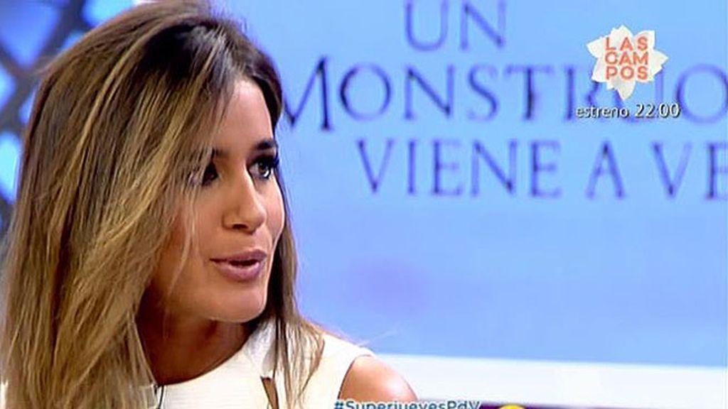"""I. Jiménez, de 'Un monstruo viene a verme': """"Es una montaña rusa de sensaciones"""""""