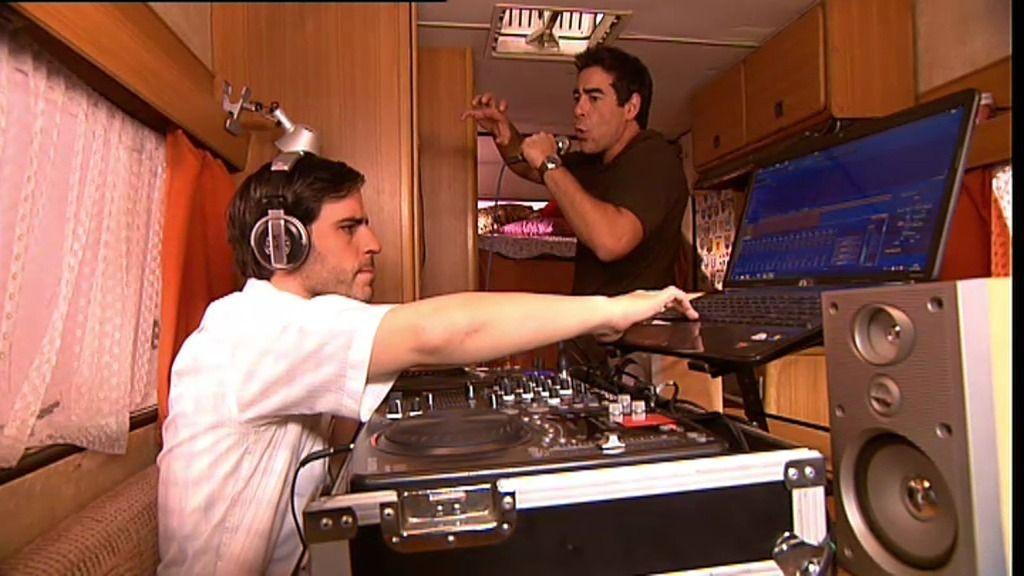 Amador y Teodoro Rivas componen el 'Mandanga Style'
