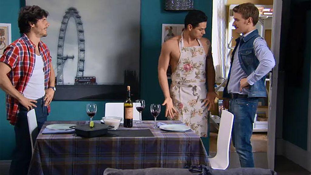 ¿Se casarán Manu o Lolo con Sam?
