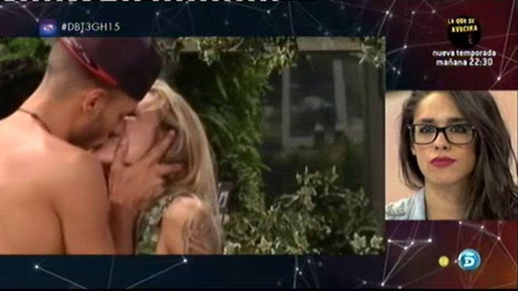 ¡Las imágenes!: ¿Por qué fue más pasional Omar con Paula que con Lucía?