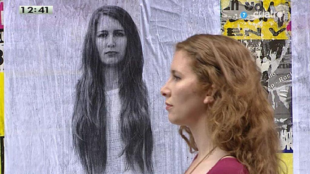 Un grupo de artistas pone rostros a la crisis con las fotos de 'los olvidados'