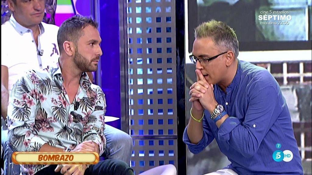 """Jordi Martín: """"Luis Rollán es un estratega y pensó, si me separo, tengo un plan 'B"""""""