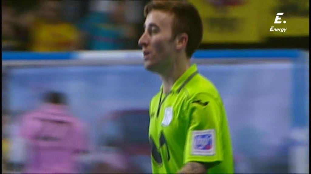 Gol de Rivillos (Barça 3-3 Inter Movistar)
