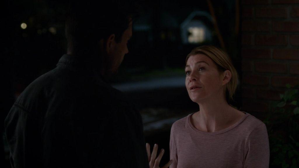 "Will,a Meredith: ""Me retiro, pero te esperaré"""