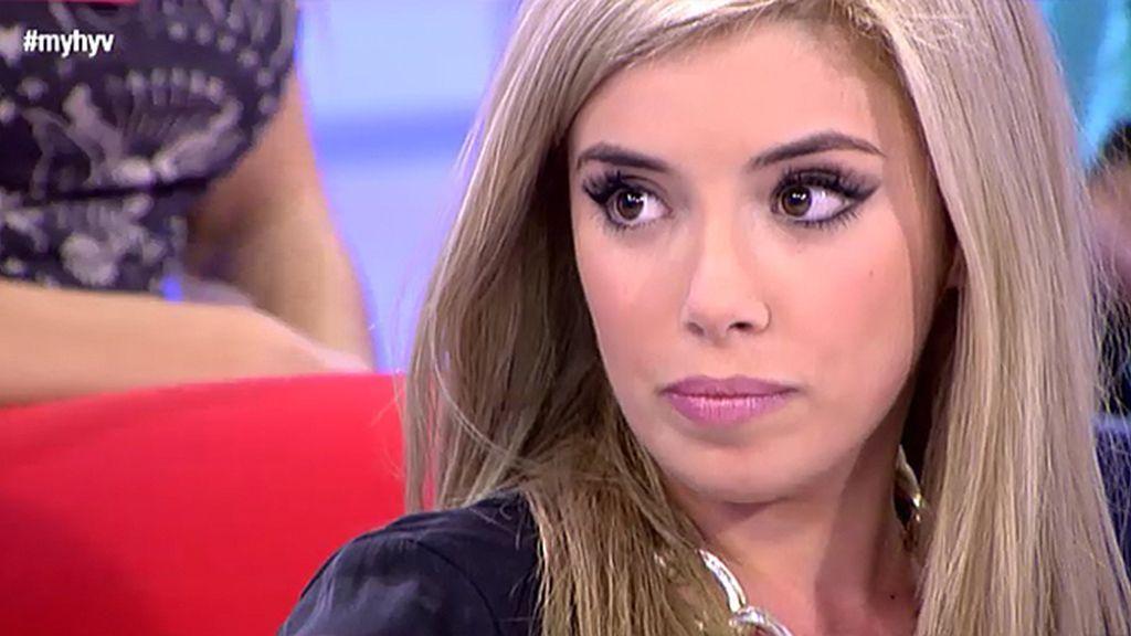 """Rocío: """"No vengo bien, no voy seguir aguantando que me hagan más daño"""""""