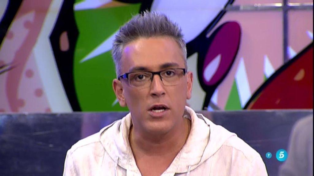 "Kiko Hernández: ""Rafa Mateo le compró un coche al Kun Agüero"""