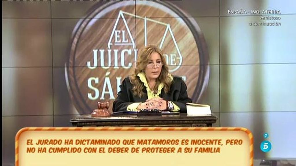 'El Juicio de Sálvame': Kiko Matamoros finalmente es inocente
