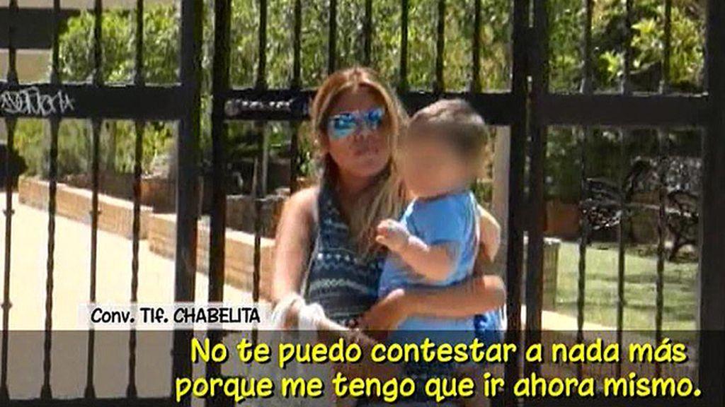 Isa Pantoja confirma que la relación con Kiko Rivera es buena
