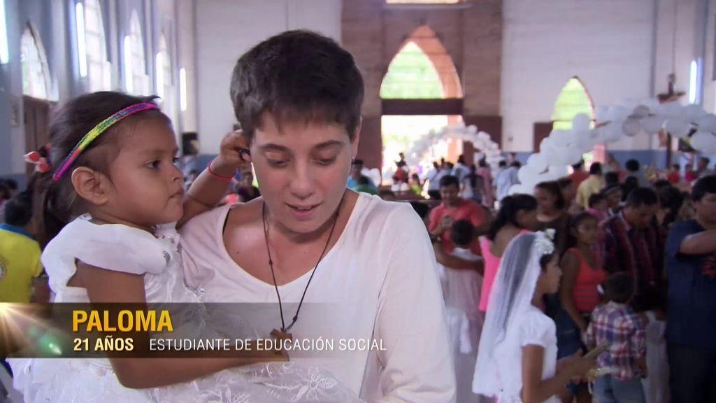 """El momento más emocionante de las novicias en Bolivia: """"Siento a Dios dentro de mí"""""""