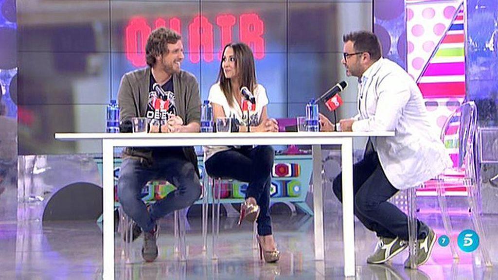 'MorninGlory' llega a 'Sálvame' con Álvaro de la Lama y María Lama