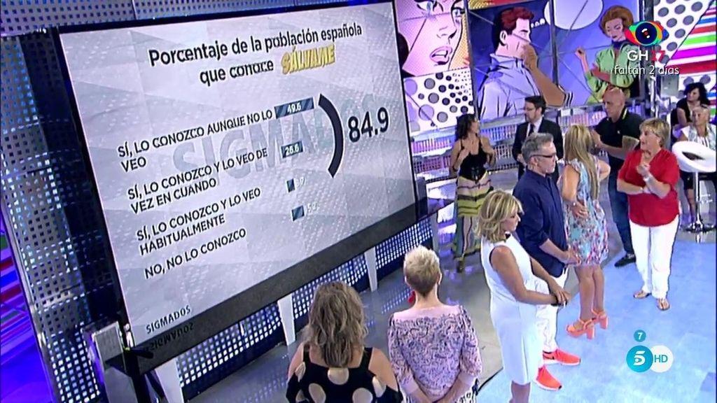 """M. Mostaza: """"Los españoles conocen más a los colaboradores que a algunos políticos"""""""