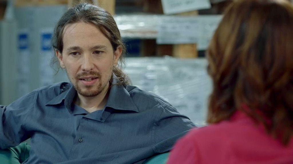 """Pablo Iglesias: """"Estoy siempre rodeado de gente, echo de menos mi soledad"""""""