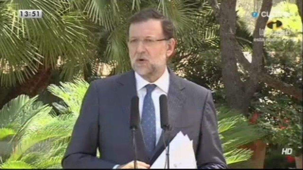 Mariano Rajoy prefiere no hacer declaraciones sobre el escándalo Pujol