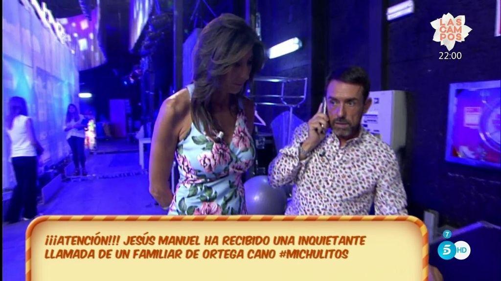 """J. Manuel, habla con un familiar de Josefer: """"Con solo llamar una vez ha sido suficiente"""""""