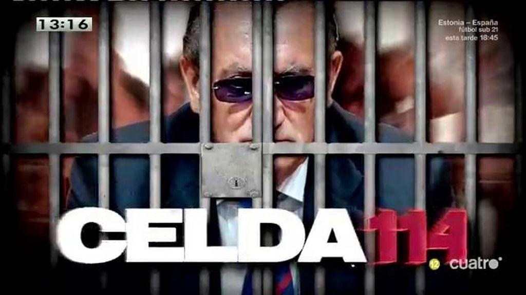 Carlos Fabra escribe un libro en la cárcel