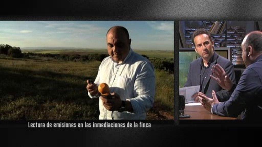 """Luis Alamancos, sobre la base manchega 'El Doctor': """"La base está activa"""""""
