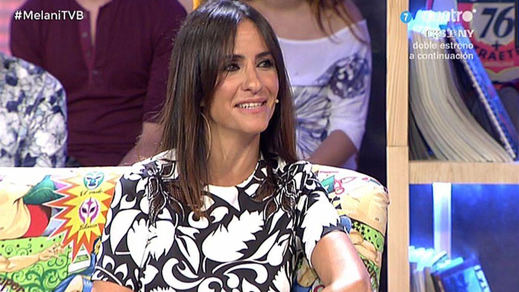"""Melanie Olivares, sobre el desnudo de Paco León: """"Paco está…muy bien (dotado)"""""""