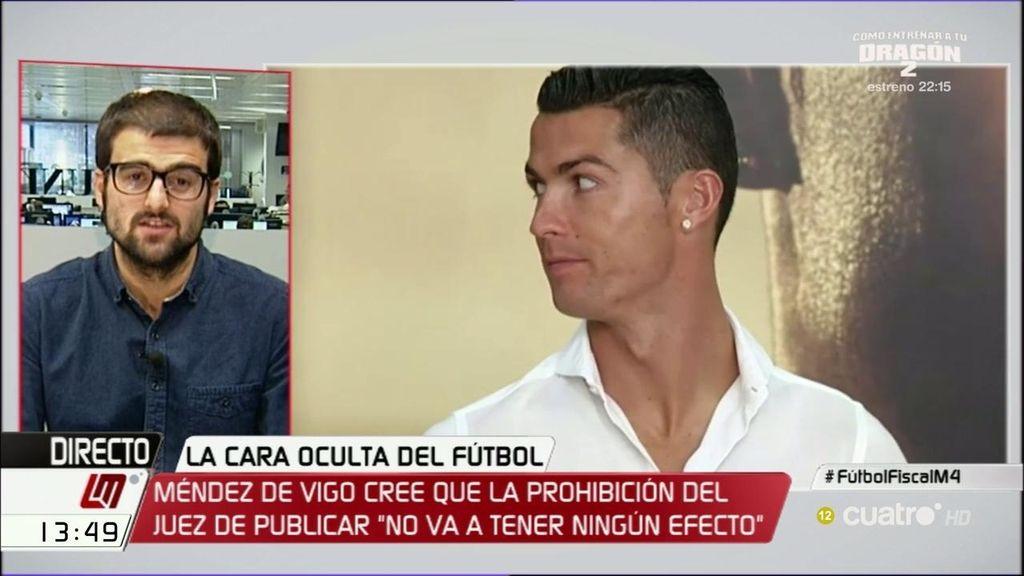 """J. Sánchez ('El Mundo'): """"No hay constancia de que los clubes estén relacionados"""""""