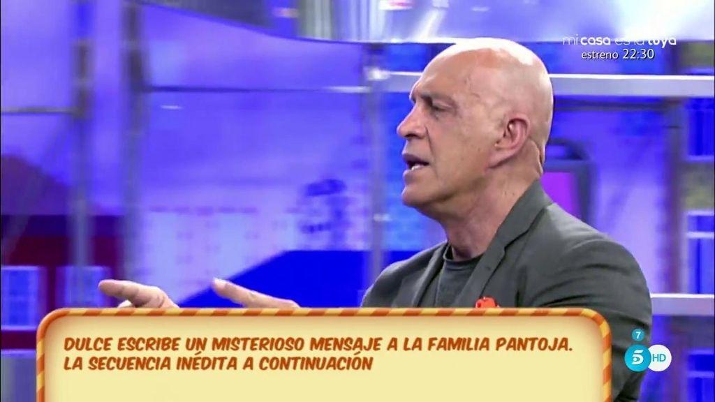 "En 'SV' todos están siendo unos ""palmeros"" con Mila, según Kiko Matamoros"