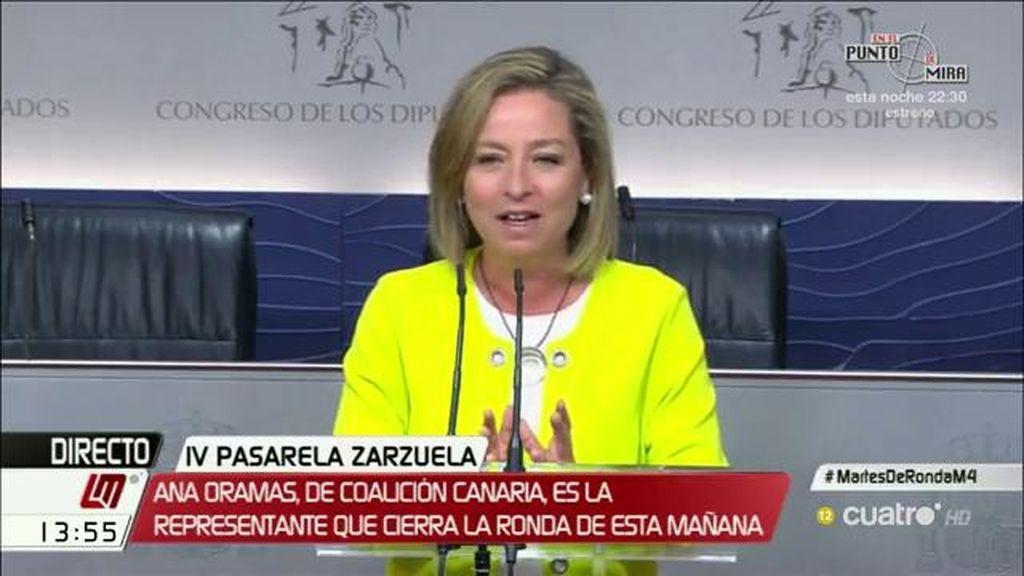 Coalición Canaria da 'marcha atrás' y no asegura el apoyo a Mariano Rajoy