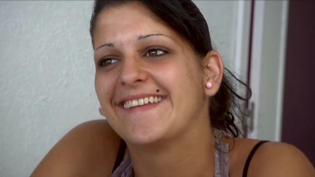 Yolanda recupera la sonrisa