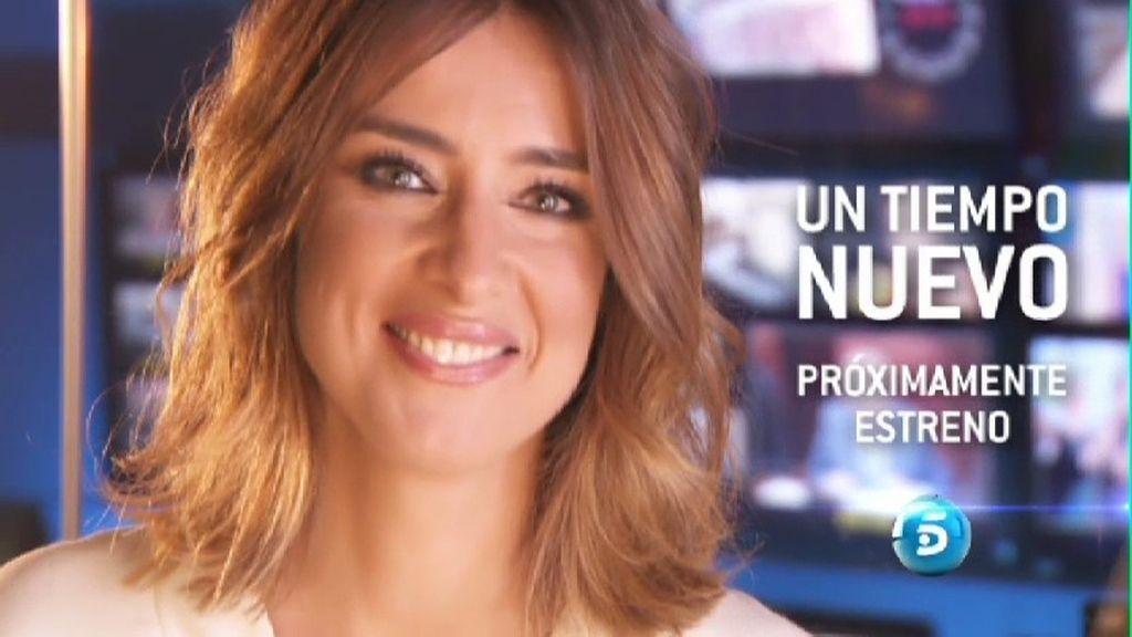 Llega a Telecinco 'Un tiempo nuevo' con Sandra Barneda al frente