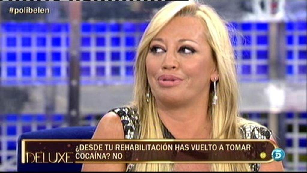 """Belén Esteban pone nombre a la que fue su adicción: """"Ya no tengo miedo"""""""