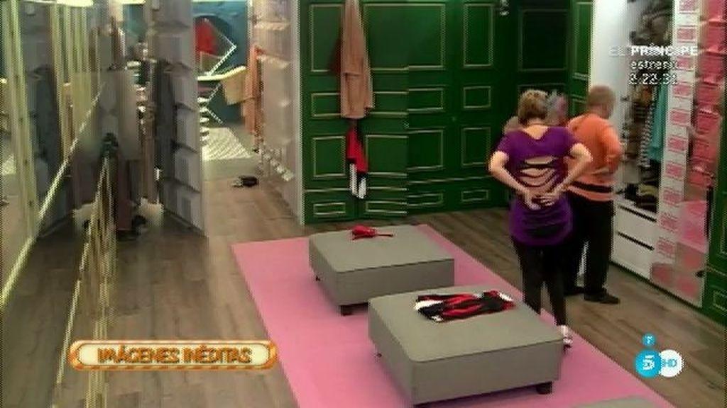 Rosa Benito confiesa que no quiere irse de la casa de 'GH VIP'