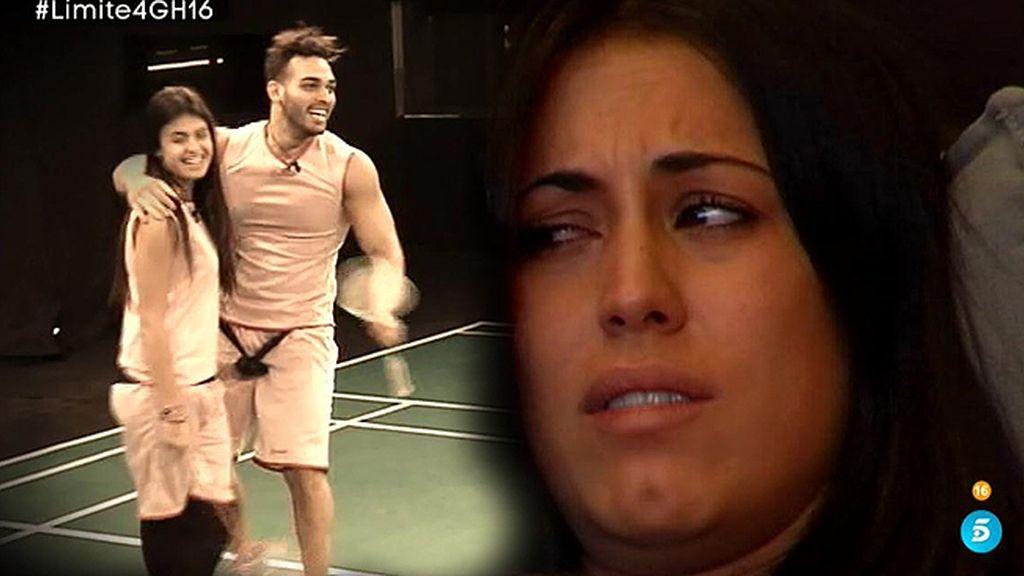 """Suso, sobre Raquel y la prueba semanal: """"Si no sabe ni darle a la pelota"""""""