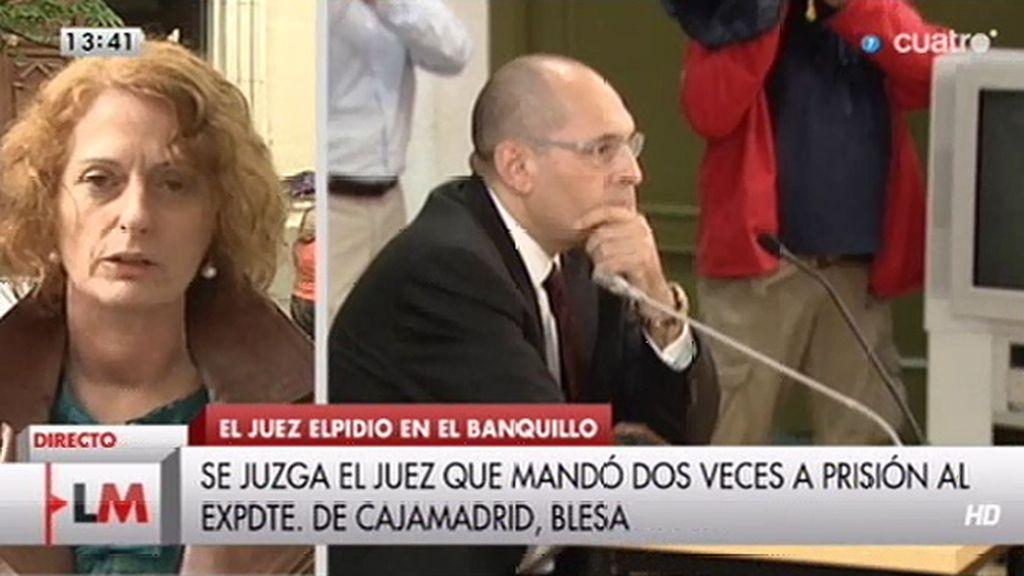 """""""El abogado de Silva pide la nulidad de lo que se ha hecho desde que se dictó el juicio oral"""""""
