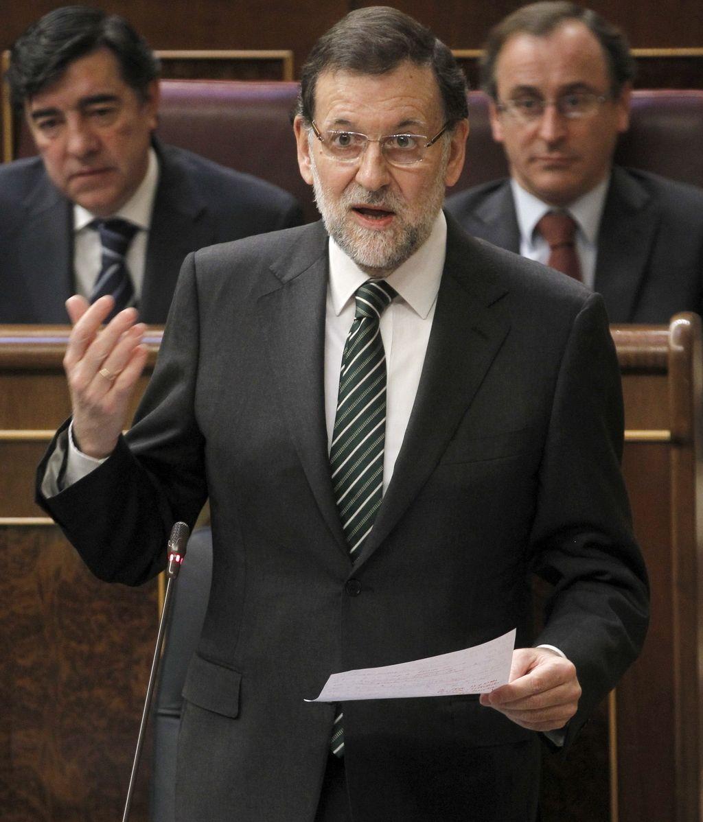 Rajoy dice que pronto se conocerá el candidato del PP a las europeas