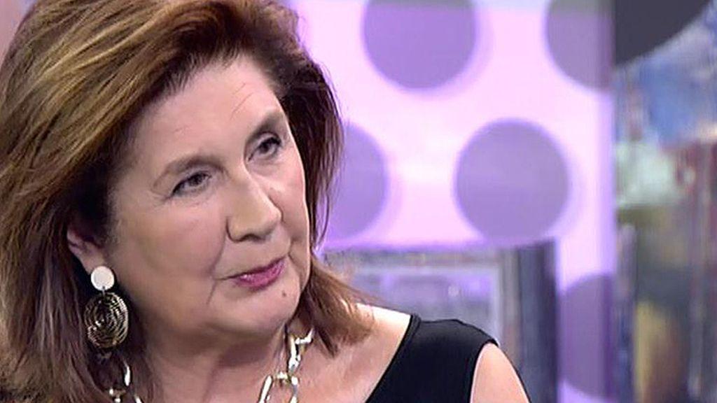 "Inmaculada, madre de Nacho Vidal: ""Nacho no ha hecho ninguna insinuación a Suhaila"""