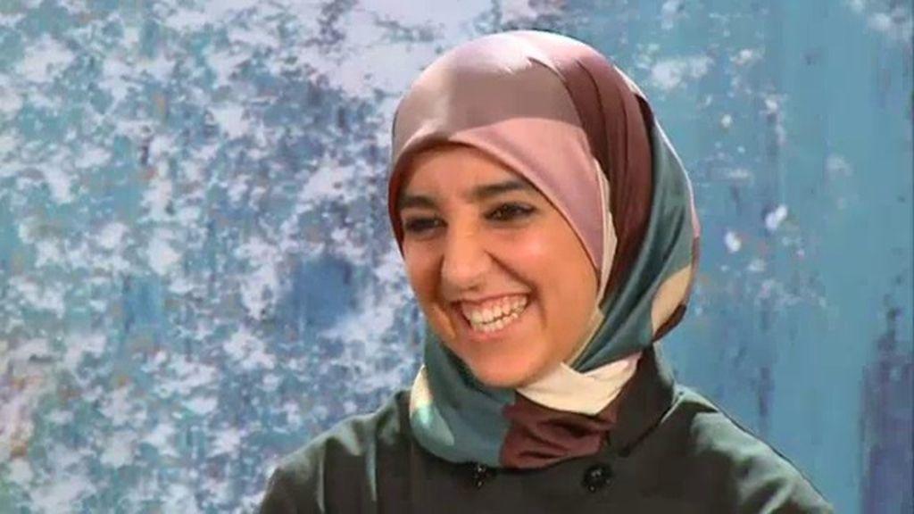 El bizcocho de Halima convence al jurado