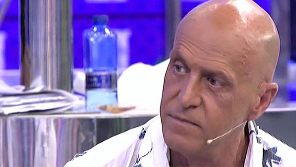 """Kiko M.: """"Que se adecentó la celda y se puso un colchón nuevo a Pantoja sale de la boca de la directora de Alcalá de Guadaíra"""""""