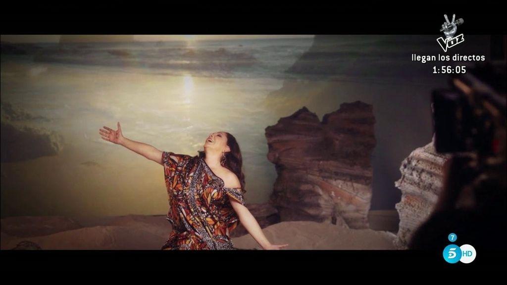 El nuevo videoclip de Isabel Pantoja
