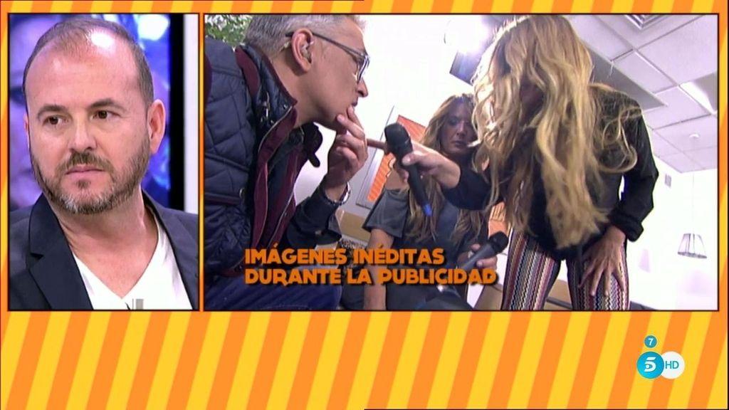 Imágenes ineditas de 'Las Mellis' con Kiko H. después de discutir con la Bollo