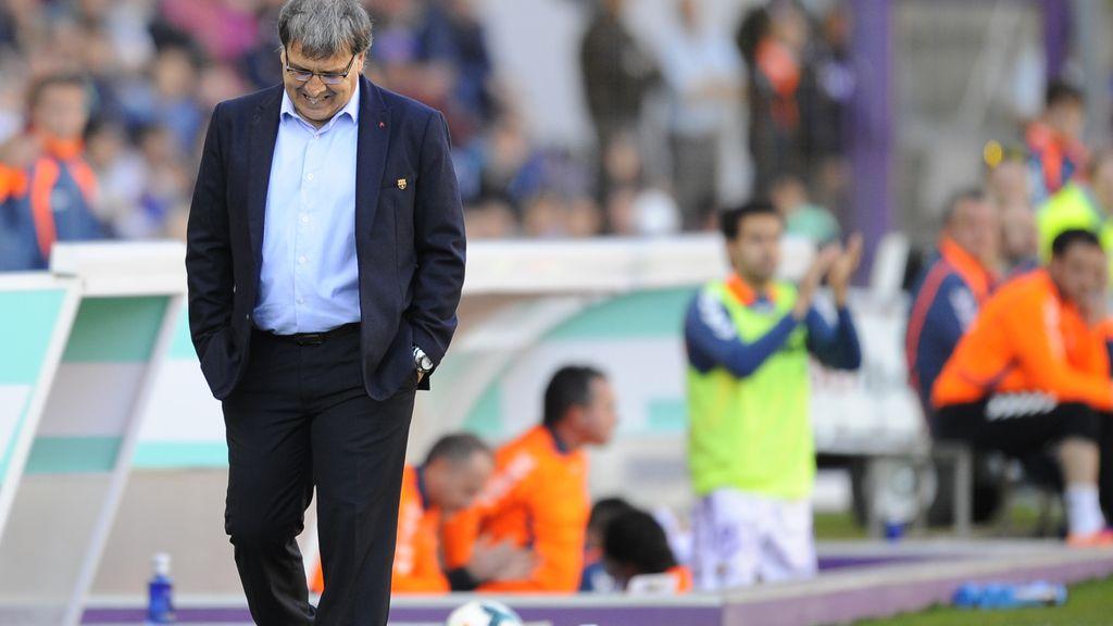 Tata Martino firma la peor racha del Barça en los últimos seis años