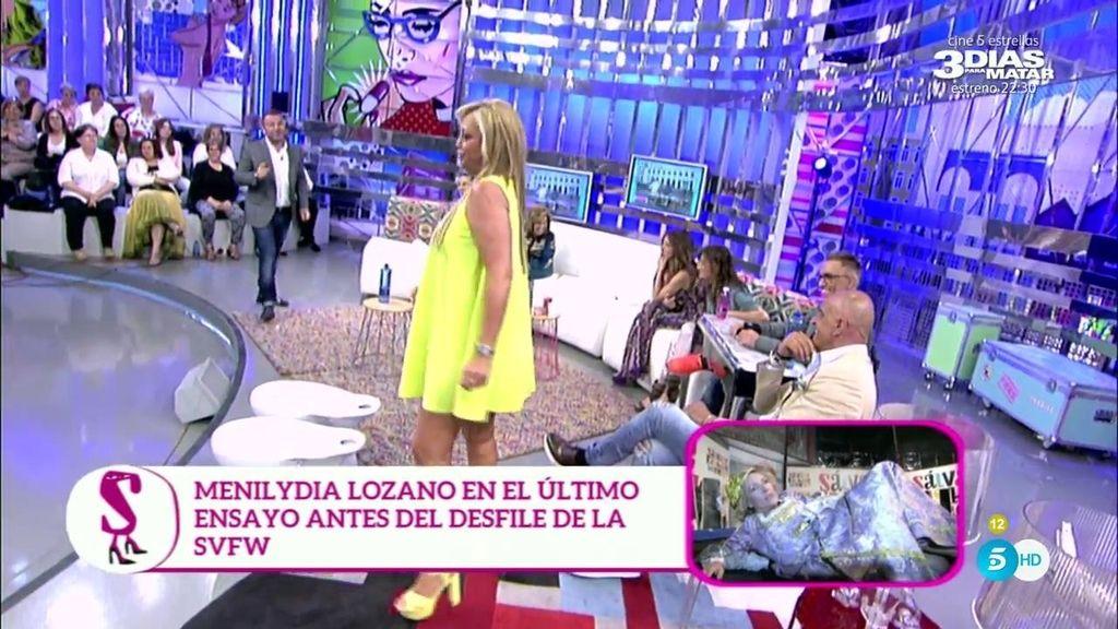 """Belén Esteban bromea con J.J.: """"Ve a la boda de Matamoros, que no te hablo"""""""