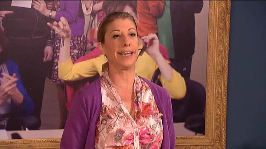 Berta reconoce que es lesbiana y hace pública su relación sentimental con Araceli