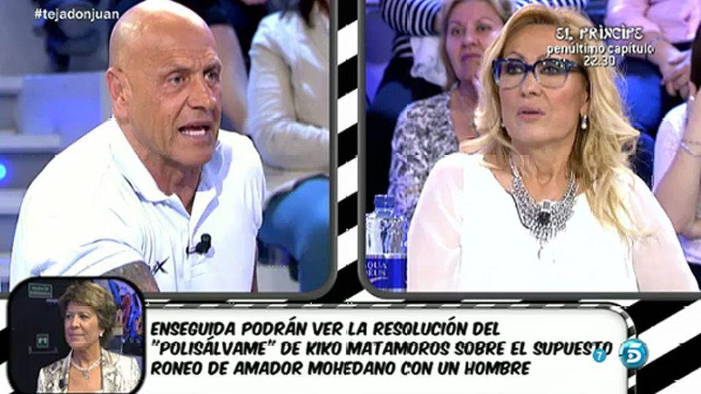 El excuñado de Rosa Benito y Antonio Tejado, enfrentados en 'Supervivientes'