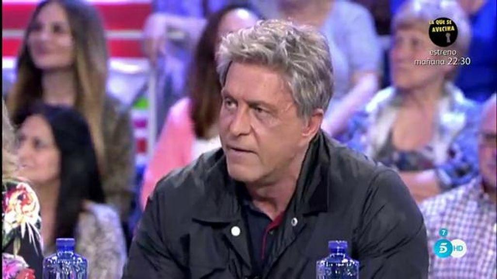 Alejandro le dijo a su representante que había ido a los pollos con Manuel, según Kiko