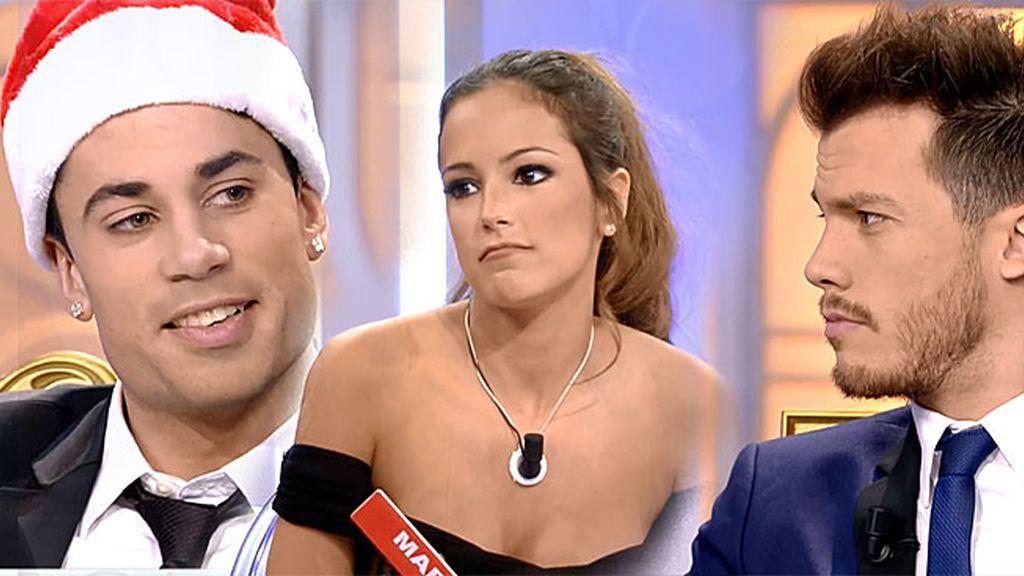 ¿Cambio de bando en 'MyH'? Xavi ha confesado que Marta le parece interesante