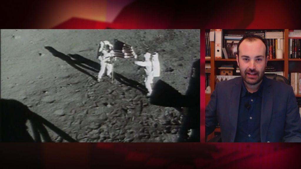 Misterio 4.0: El montaje sobre la conspiración de la llegada a la Luna en 1969