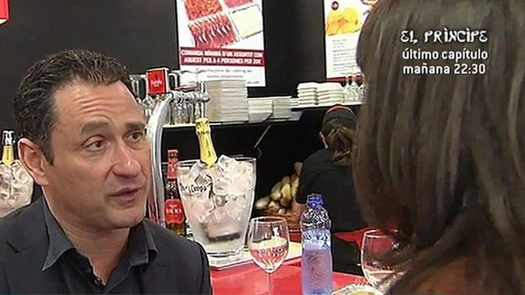 Enrique Tomás triunfa en plena crisis y ya tiene 60 tiendas de jamón