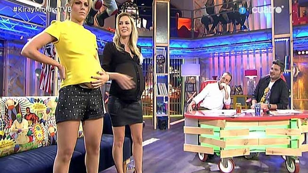 Edurne y Kira Miró, ¡embarazadas!