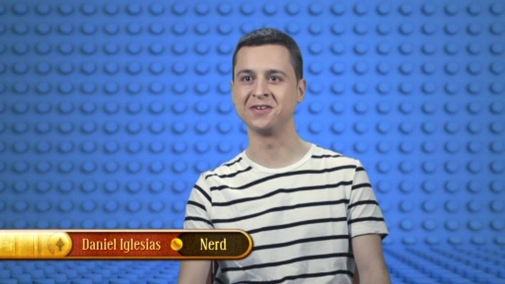 """Daniel Iglesias: """"Soy un poco moñas"""""""