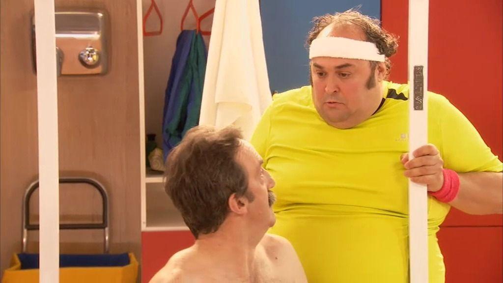 ¿Quién roba las toallas del 'Gym Tony'?